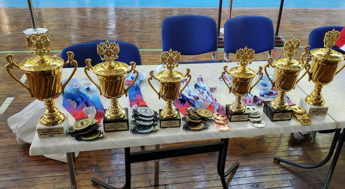 В Крыму завершились соревнования по пауэрлифтингу - Кубок России спорта лиц с ПОДА и чемпионат России спорта слепых