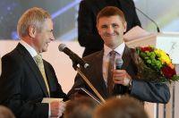 П.А.Рожков принял участие в торжественной церемонии вручения Национальной премии в области физической культуры и спорта, проводимой Минспортом РФ