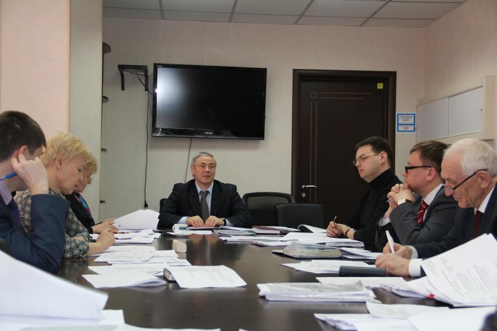 П. А. Рожков в офисе ПКР провел заседание рабочей группы по подготовке и проведению очередного отчетно-выборного Паралимпийского собрания