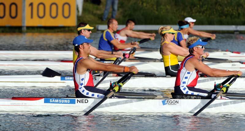 В г. Амстердаме (Нидерланды) стартовал чемпионат мира по академической гребле спорта лиц с поражением опорно-двигательного аппарата