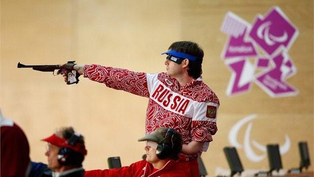 Российская команда по пулевой стрельбе спорта лиц с ПОДА занимает второе место в общекомандном зачете по итогам четырех дней чемпионата мира