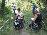 В г. Липецке завершился чемпионат России по спортивному ориентированию среди лиц с поражением опорно-двигательного аппарата