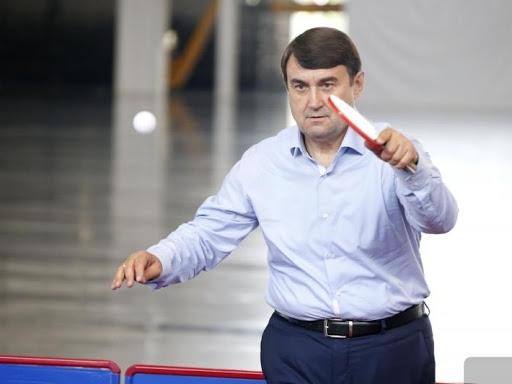 ПКР поздравляет И.Е. Левитина с избранием на должность Президента Европейского Союза настольного тенниса!